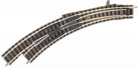 Fleischmann 91 : Wissel (voor in de bocht) Links, A kwaliteit