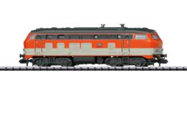 Minitrix 16280.  Diesellocomotief  BR 218