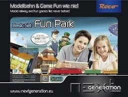 Roco 51400 Next Generation Fun-park basisset A