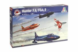 Italeri 2772 # Hunter F.6/FGA.9