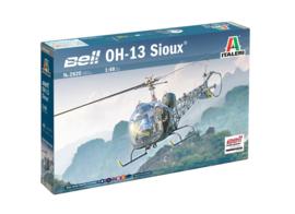 Italeri 2820 Bell, OH-13 Sioux