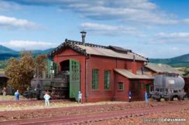 Vollmer 47407 Locomotiefloods enkel spoor