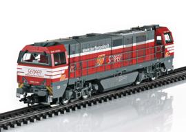 37215 Diesellocomotief Vossloh G 2000 BB  Serf