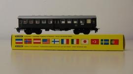 """Trix Express 3375 : Personenwagen 2e klas """"Umbauwagen"""" (DB)"""