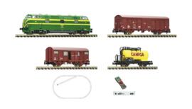 931894 - Digitale startset z21: Diesellocomotief serie 340 en goederentrein RENFE