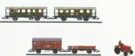 Trix 23944 : Wagenset  (DB)
