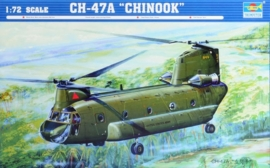 Trumpeter 01621 : CH47A Chinook