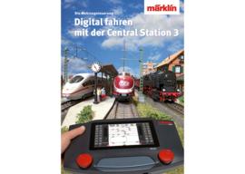"""03082Boek """"Digitaal sturen met Central Station 3"""""""