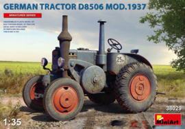Miniart 38029: Lanz tractor