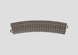 Märklin 24224 Gebogen rail (per stuk)