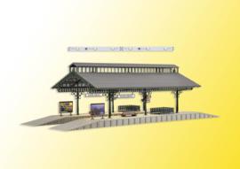 VOLLMER 43545 : Stationsoverkapping met LED verlichting
