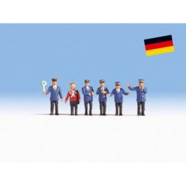 NOCH 36265 : Duits spoorwegpersoneel