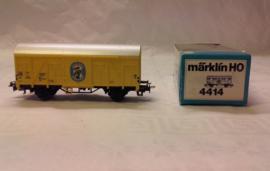 Marklin 4414 : Bananenwagen