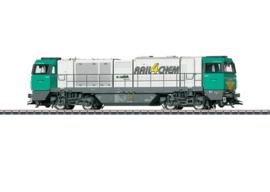 37216 Diesellocomotief Vossloh G 2000 BB   Rail