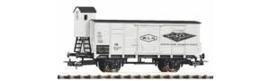 """Piko 54736. Gedeckter Güterwagen """"Westfälische Lokomotivfabrik Reuschling"""" DB III"""