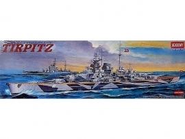 Academy 1456 : De Tirpitz