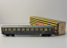Trix Express 20/175. D trein 4 assig personenrijtuig ¨TOUROPA¨