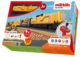 """29341.Märklin my world - startset """"bouwplaatstrein"""""""