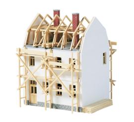 AUHAGEN 12270 :  Renovatie stadhuis