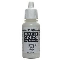 Vallejo 70.820 OFFwhite, acryl verf (17 ml)