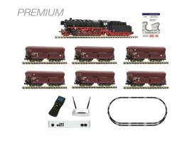 Fleischmann 931898-Z21 start Digitale set: Stoomloc DB 044 met ijzererts trein