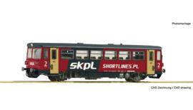 70384 - Dieselmotorwagen 810054-7, SKPL