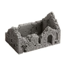 Noch 58611 # Kapel-ruïne