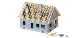 Faller 130303 : Huis in aanbouw