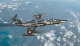 Italeri 2509 # Starfighter TF-104G (NL)