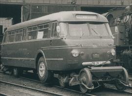 HobbyTrain : H2650 Rail-straatbus (DB)