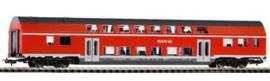 Piko 57620. Dubbeldeks personenwagon DBuz747. DB Regio. Ep: VI