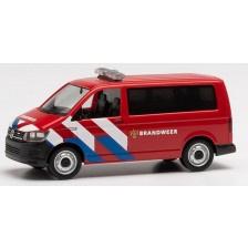 Herpa 941907: VW T6#Nederlandse Brandweer nieuwe striping