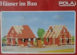 POLA 566 - Huizen in aanbouw