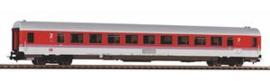 Piko 59670. IC personenrijtuig 2e klas Bpmz 291 DB  Ep. IV  Oriënt rood