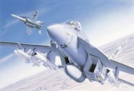 Italeri  083 # F/A-18E Super Hornet