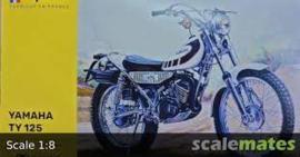 Heller 80902, Yamaha TY 125