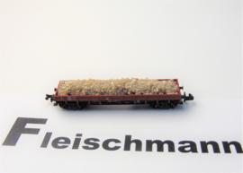 Fleischmann 8281. Lage goederenwagen