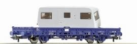 ROCO 66692 : Rongenwagen met caravan (NS)