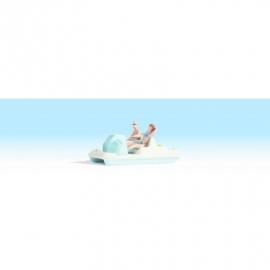 Noch 16810 # Waterfiets met 2 figuren