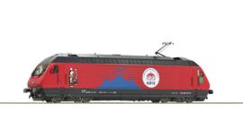 "70656 - Elektrische locomotief 460058-1 ""Circus Knie"", SBB"