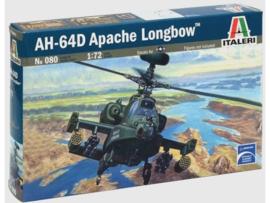 ITALERI 080 : AH-64D Apache Longbow