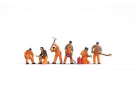 Noch 36276# Railbouw ploeg N