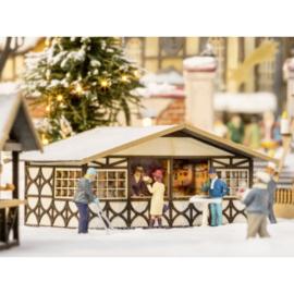 Noch 14682# Kerst marktkraam