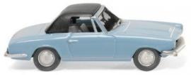 Wiking 018749 : BMW 1600 GT Cabrio