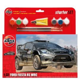 Airfix A55302 Ford Fiesta WRC  Gift set