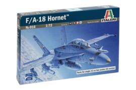 Italeri 016 # Hornet Wild Weasel C/D