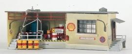 Piko 61106  - Tankdepot (Shell)