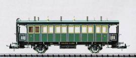 Trix 23020 : Personenrijtuig 3e klasse  (KBSB)