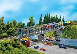 Faller 222578 : Vakwerkbruggen