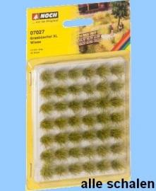 Noch 07027 : Graspollen XL, weide ( 42 stuks)